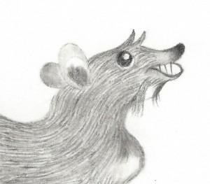 rat-cropped